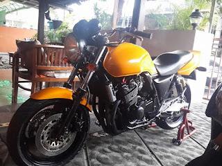 PASAR MOGE BEKAS : Honda CB400 Super Four 400cc - SEMARANG