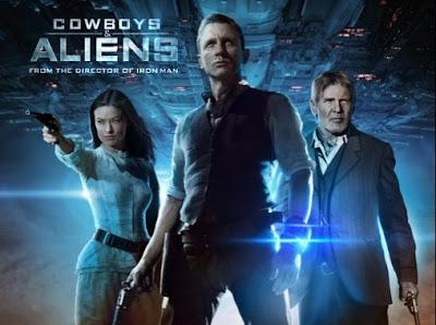 Cowboys and Aliens Película