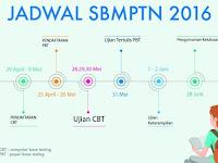 Ini Tata Cara Pendaftaran SBMPTN 2016