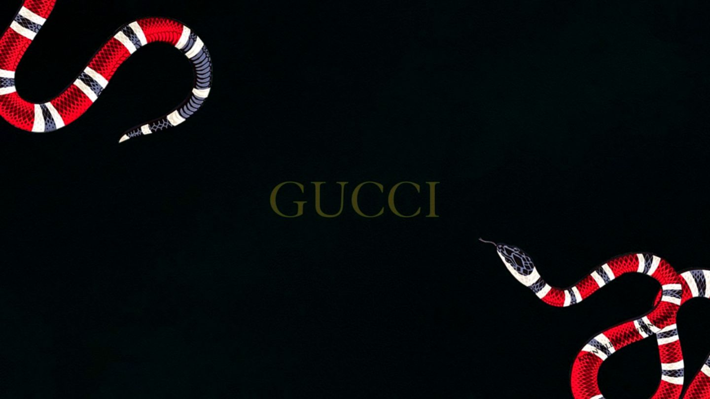 Logo Gucci Desktop Wallpapers Hd Wallpapers Lovers