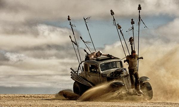 """""""Mad Max: Furia en la carretera"""" (George Miller, 2015)"""