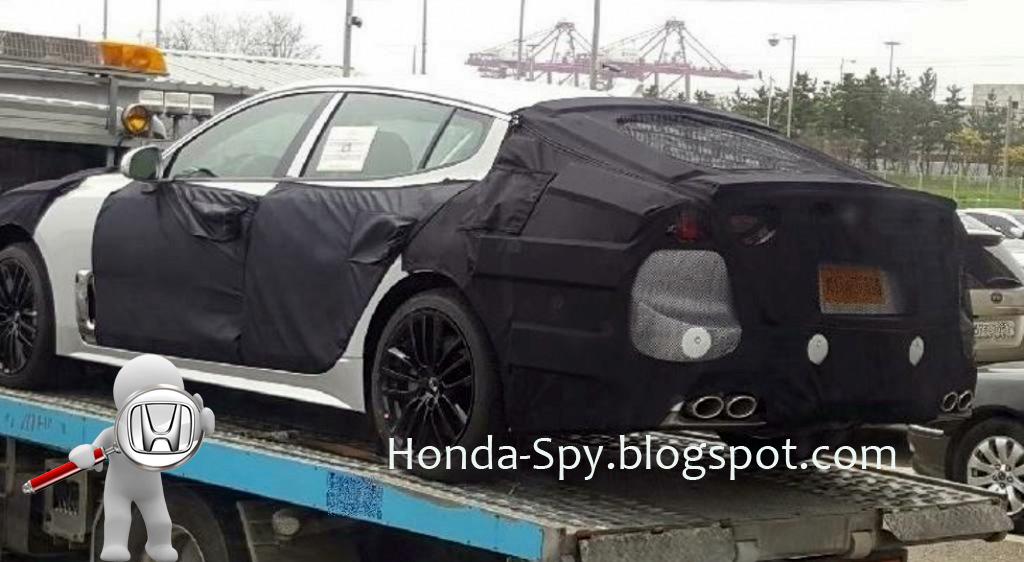 2017 Kia Gt Rwd Sports Sedan Bmw 3 Audi