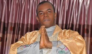 Mbaka reveals why Igbos must refuse Nigeria's breakup