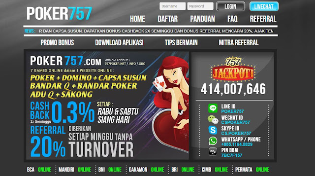 Link Alternatif Poker757 Mengakses 757Poker Net Terpecaya -KidzJamanNow