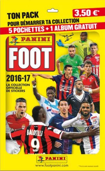 panini france foot 2016 17 04 starter pack