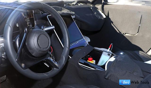 メルセデスベンツの次期型「Sクラス」にはiPad Pro並みの巨大ディスプレイが搭載!?