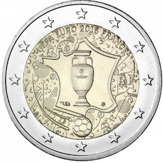 2 euro commémorative france 2016