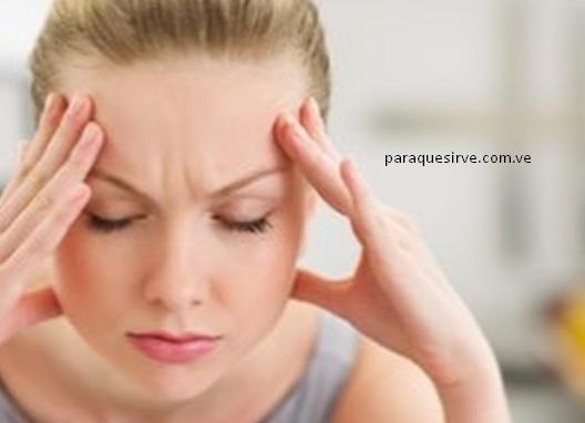 Como curar una migraña