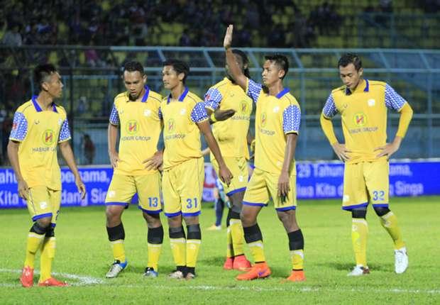 Barito Putera vs Sriwijaya FC