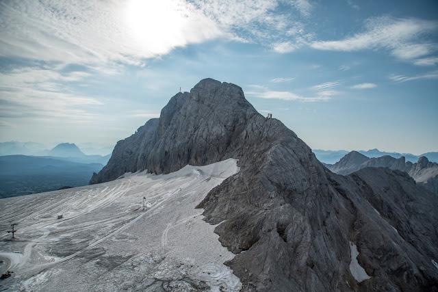 Dachstein Gletscherwanderung  Vom Dachsteingletscher nach Ramsau 02