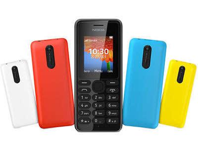 Daftar HP yang Cocok untuk Orang Tua - Nokia 108