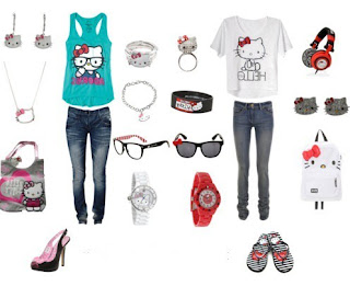 Gambar Baju Hello Kitty Untuk Remaja 4
