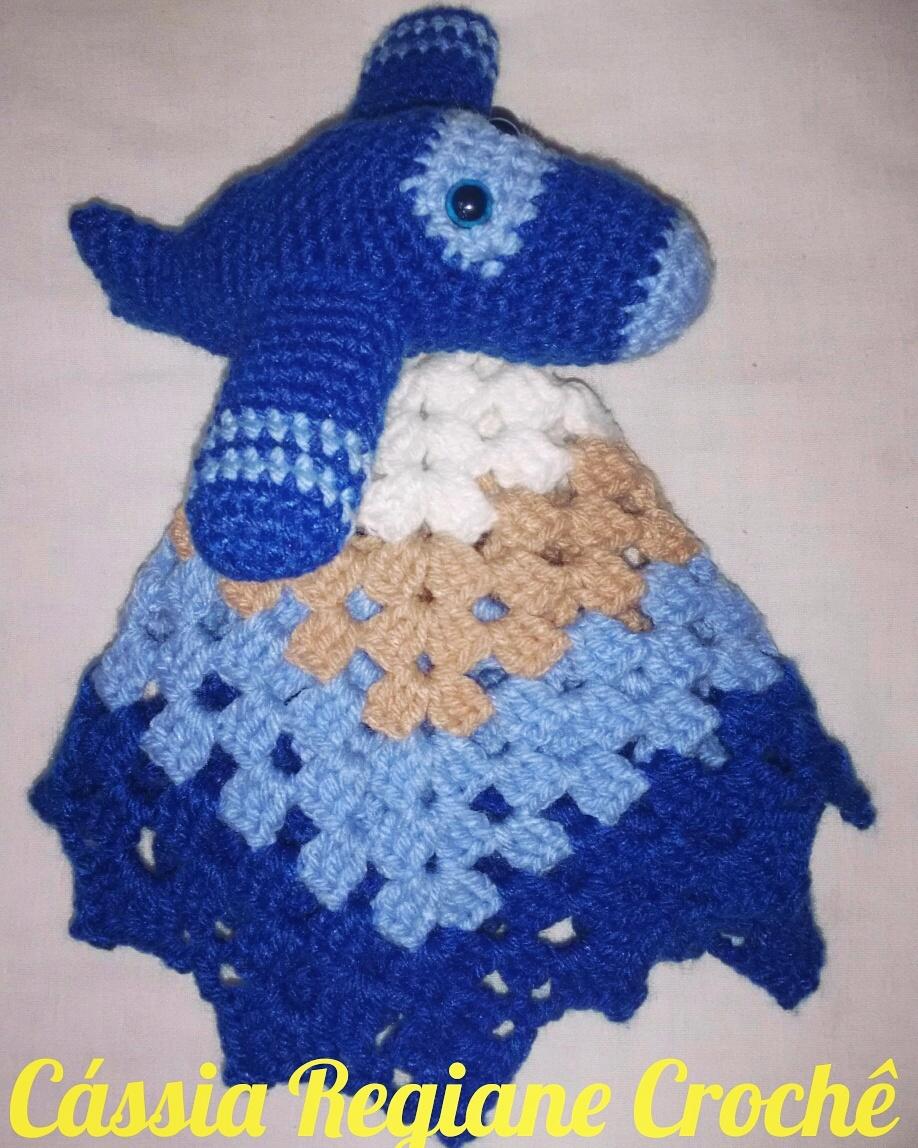 Amigurumi Naninha para bebês - como fazer de naninha de crochê? | 1148x918