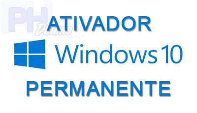 Ativador definitivo windows 10