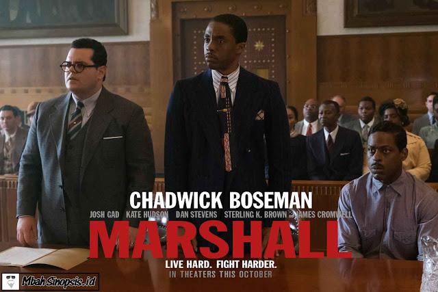 Sinopsis Film Marshall 2017