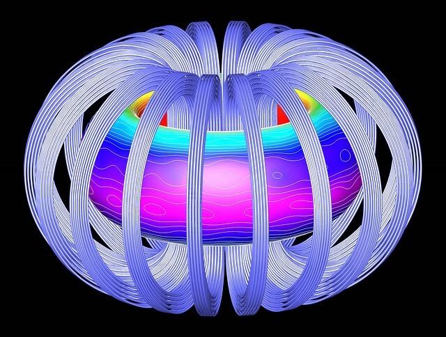 campo magnético creado por imanes