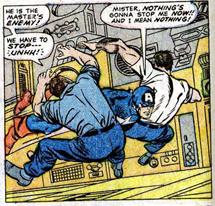 Tales of Suspense 91 Cap Gil Kane
