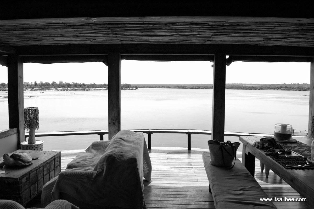 Tongabezi Treehouse - Luxury on the Zambezi - Victoria Falls