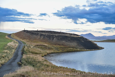 iceland, 冰島, Skútustaðagígar Pseuocrater, 假火山口