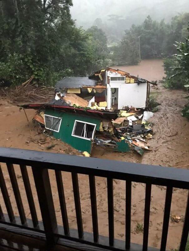 Matt's Weather Rapport: Hawaii Flood Disaster Might Have Set