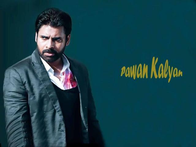 Pawan Kalyan New look photos