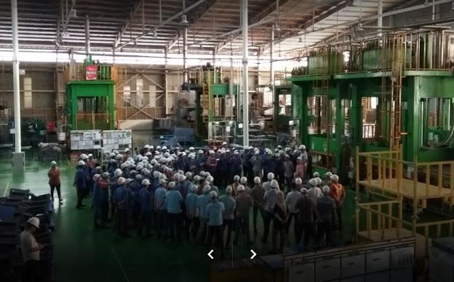Ada Lowongan Kerja Bagian Operator Produksi di PT Tuffindo Nittoku Autoneum Suryacipta Karawang (Tamatan SMK Teknik Mesin/Industri/Automotive)