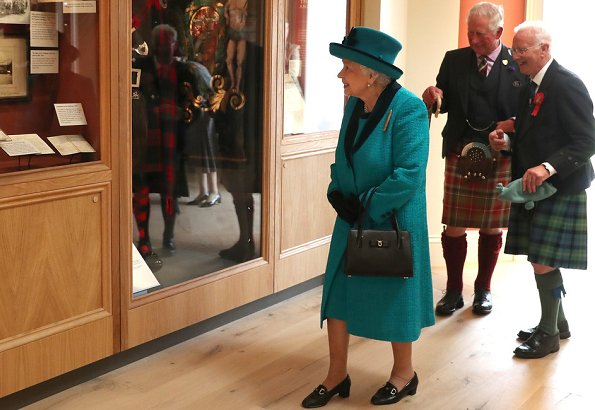 Queen Elizabeth is a patron of the Braemar Gathering, Prince Charles and Princess Anne. Highland Games Pavilion