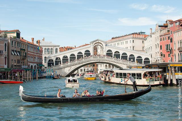 Viaje Italia Puente Rialto Italia