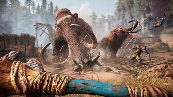 Far Cry Primal Full Crack For PC - UBG Software