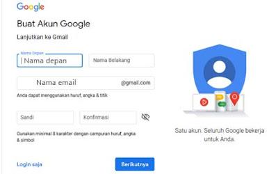 Cara hack email