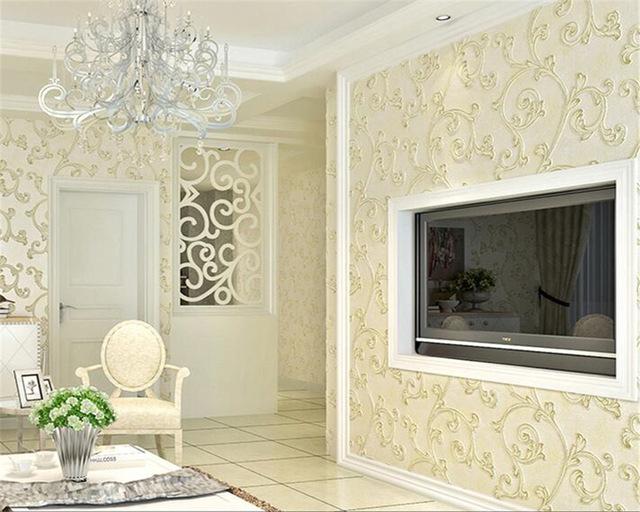 Motif Wallpaper Untuk Ruang Tamu Elegan