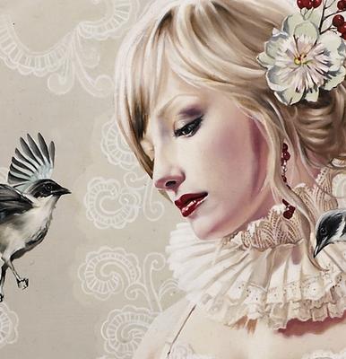 Melissa Forman | U.S. Portrait Painter