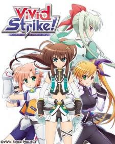 ViVid Strike! -  2016 Poster