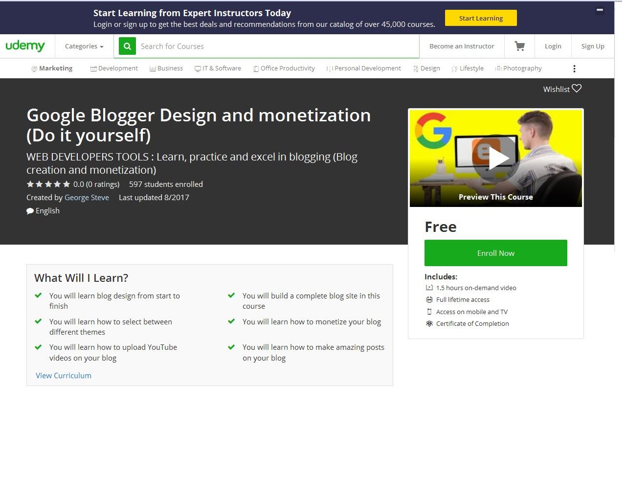 Google blogger design and monetization do it yourself coupons edu google blogger design and monetization do it yourself solutioingenieria Images