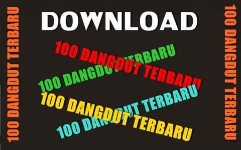 download kumpulan 100 lagu Dangdut terbaru mp3