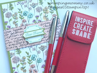 Share What You Love by Stampin Up