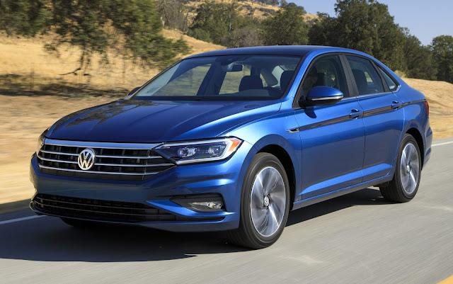 VW Jetta 2019 - consumo