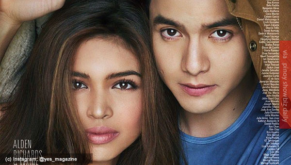 AlDub leads Yes! 100 Most Beautiful People of 2016