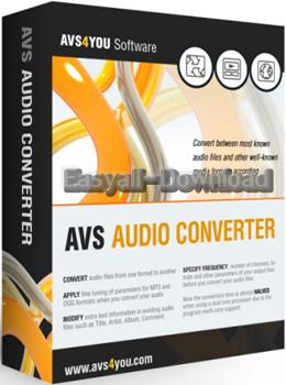 AVS Audio Converter 8.3.2.575 [Full Patch] โปรแกรมแปลงไฟล์เสียง