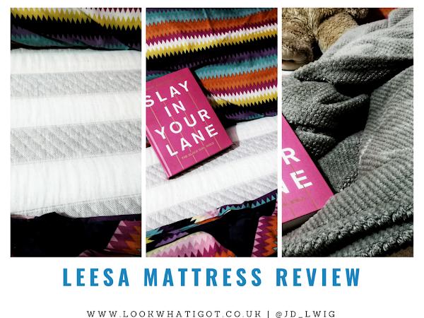 LEESA MATTRESS REVIEW | THE BEST MATTRESS AROUND #GIFTED
