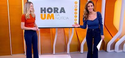 Último Hora 1 de Monalisa Perrone dá mais ibope do que o Jornal da Record