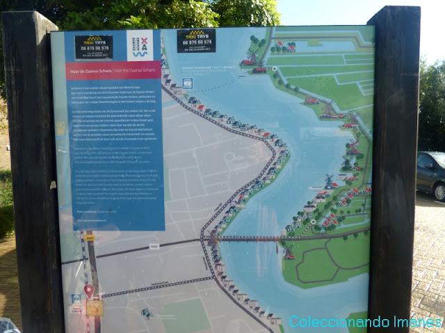 excursion a zaanse schans desde amsterdam