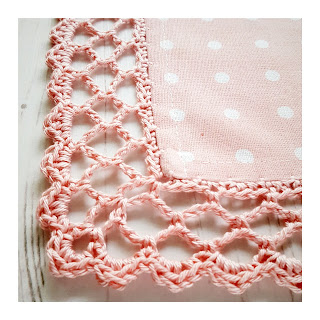 crochet edgings borders