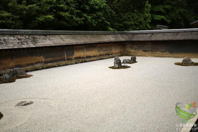 京都~龍安寺
