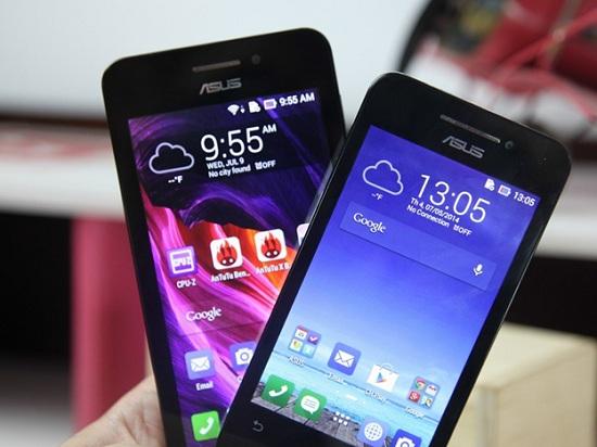 smartphone asus dòng zenfone 3