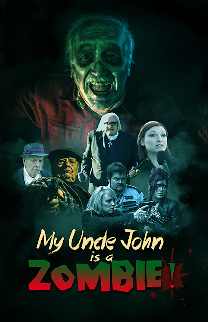 My Uncle John Is a Zombie: Poster