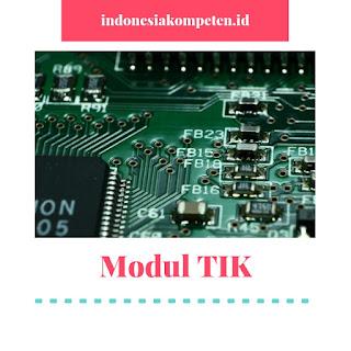 Modul Computer Technical Support TIK.CS01.002.01 Menyiapkan Presentasi BI, BK dan BP