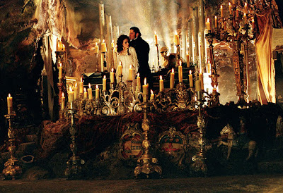 The Phantom of the Opera 2004 movie Andrew Lloyd Webber Emmy Rossum Gerard Butler