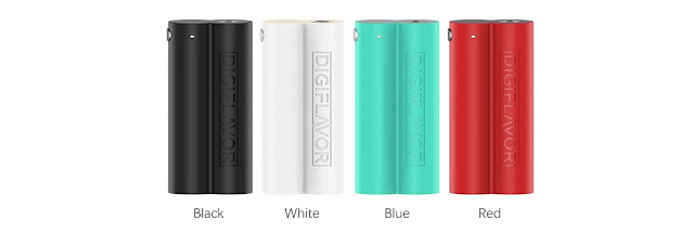 What Will You Get from Digiflavor Lunar Vape Mod