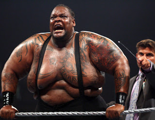 World Raseling Mark Henry And Big Daddy
